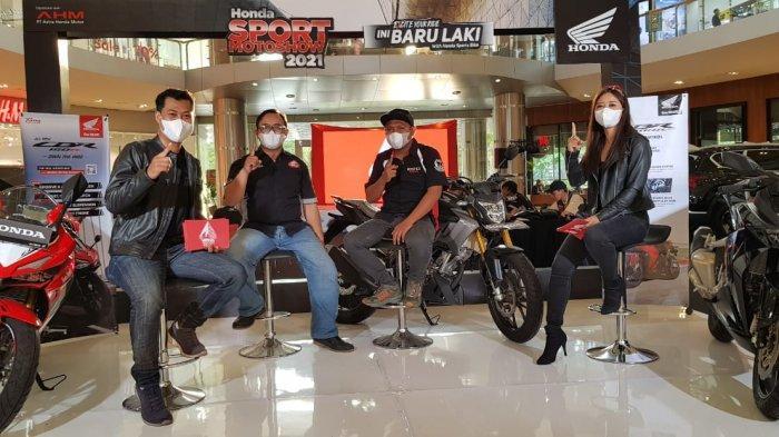 Keseruan Touring Laki dan Ngoprek Bareng Komunitas Honda CB150R Streetfire di Jawa Tengah