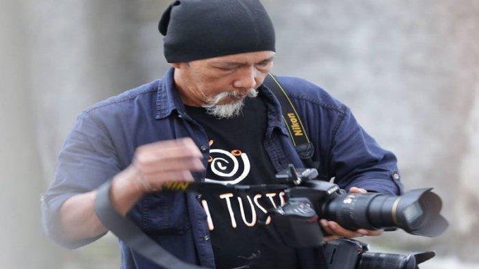 Kisah Ngusman Fotografer Solo yang Pernah Disopiri Presiden Jokowi, Sedih Tak Punya Foto Bareng
