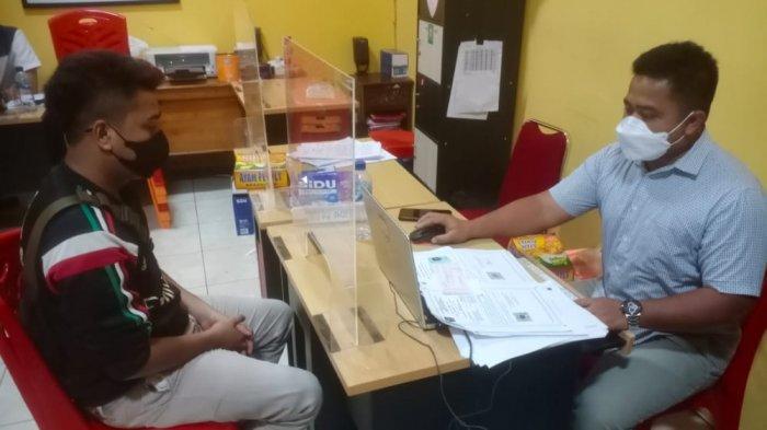 Pakai Uang Nasabah, Karyawan Leasing Ditangkap Satreskrim Polresta Banyumas