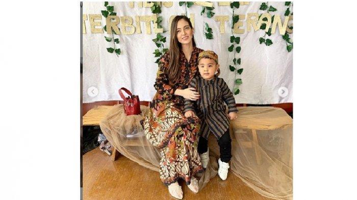 Anak Nia Ramadhani yang Berusia 6 Tahun Positif Covid-19, Istri Ardi Bakrie Temani Karantina