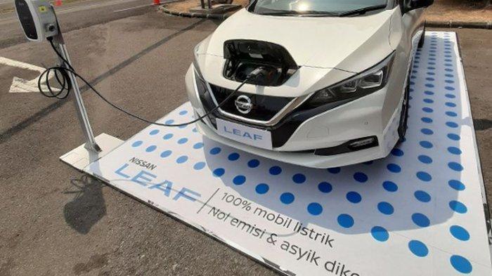 Nissan Leaf Mengaspal di Indonesia Tahun Depan, Mobil Listrik Ini Berjelajah Hingga 270 Kilometer