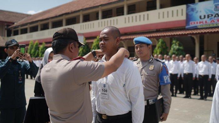 128 Peserta Diklat Satpam Gada Pratama di Purworejo, 12 Diantaranya Wanita