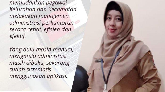 Inilah Sosok Nuniek Sekretaris Kelurahan Mangunsari Kota Semarang Kandidat ASN Inspiratif 2021