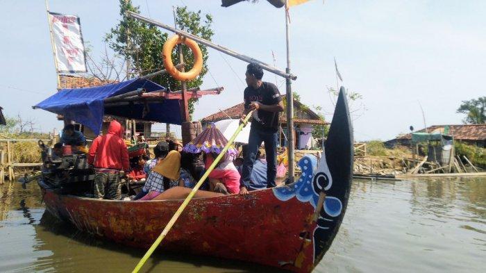 Pelihara Tradisi Lokal, Nelayan Bandengan Kendal Tetap Laksanakan Nyadran di Tengah Pandemi