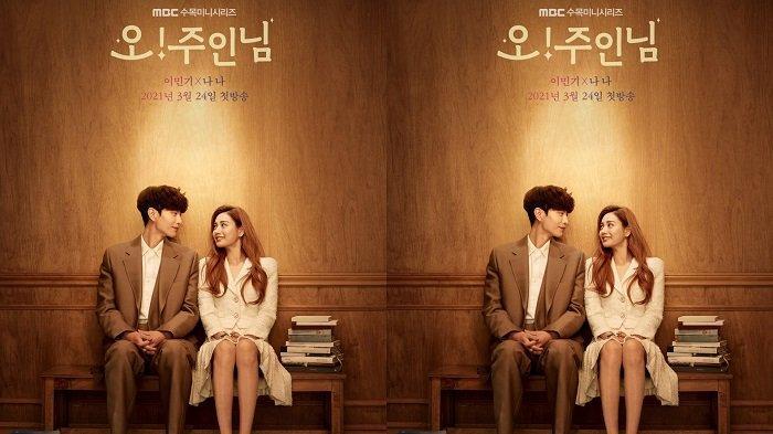 Sinopsis Drakor Oh Master Drama Korea Terbaru Lee Min Ki, Nana dan Kang Min Hyuk