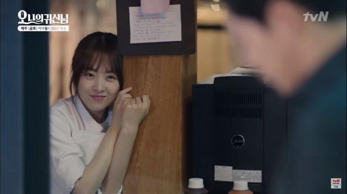 Profil dan Biodata Park Bo Young Pemeran Na Bong Sun Oh My Ghost Sedang Tayang di NET