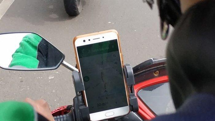 Cerita Driver Ojol Semarang saat Kirim Pesanan Warga Jalani Isolasi Mandiri: Banyak yang Ndableg