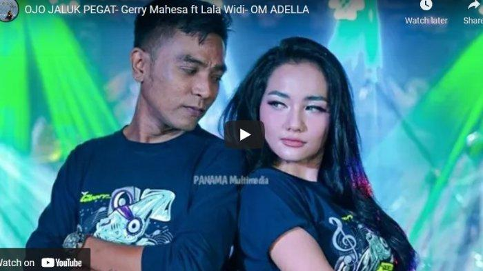 Chord Kunci Gitar Ojo Jaluk Pegat Gerry Mahesa ft Lala Widy