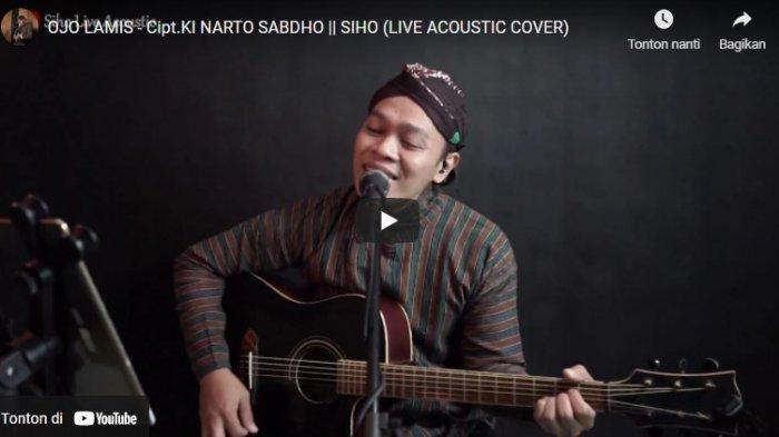 Chord Kunci Gitar Ojo Lamis Suho Cover