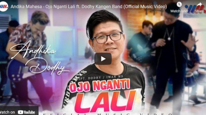 Chord Kunci Gitar dan Lirik Ojo Nganti Lali Andika Mahesa ft. Dodhy Kangen Band
