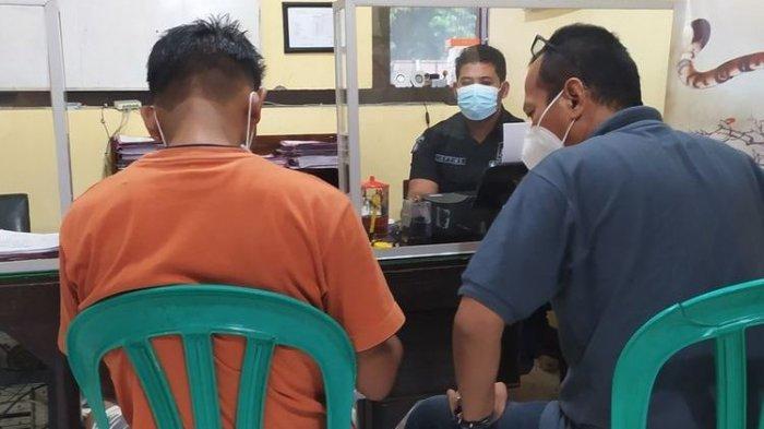 Anggota Polisi Polresta Banyumas Gadaikan Mobil Rental, Kini Ditahan di Mapolres