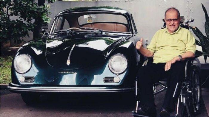 Helmy Sungkar Tokoh Otomotif Indonesia Mertua Sissy Prescillia Meninggal