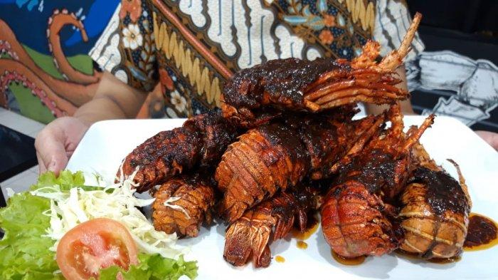 Resep Lobster Asam Manis Saus Tiram Pedas Gurih Gampang Bikin di Rumah