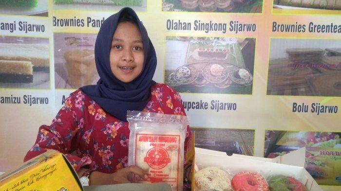 Mantan Kepala Desa di Karanganyar Olah Singkong Jalak Towo Jadi Beragam Makanan Menggiurkan