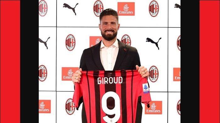 Alasan Olivier Giroud Pilih Berlabuh di AC Milan