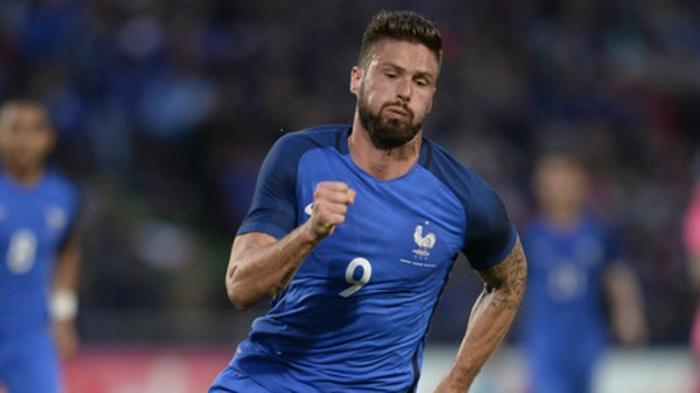 France vs Bulgaria Berakhir 3-0 untuk Kemenangan Prancis, Inilah Pencetak Golnya