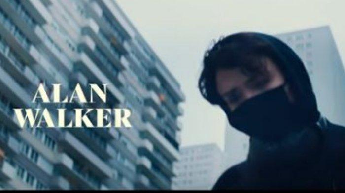 Not Angka Pianika Darkside Alan Walker