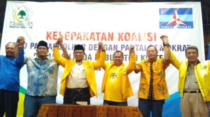 Koalisi Partai Demokrat dan Golkar, One Krisnata Optimistis Tatap Pilkada Klaten 2020