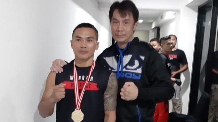 Atlet Kickboxing Tegal, Masa Kecil Suram Bikin Tarjuman Bermental Baja
