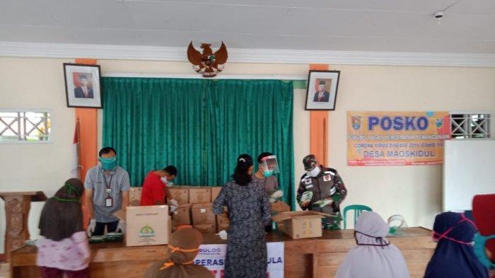 Operasi Pasar Rutin Dilakukan, Harga Gula Pasir di Cilacap Turun