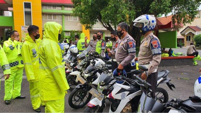 Operasi Lilin, Kompol Sigit Sebut Satlantas Polrestabes Semarang Telah Melakukan Berbagai Persiapan