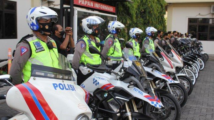 Polrestabes Semarang Operasi Patuh Candi 14 Hari: Tidak Boleh Melakukan Tilang