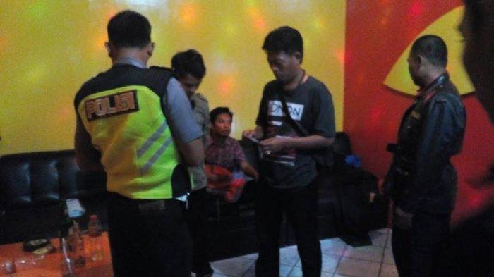 Polres Kebumen 'Amankan' 2 Pemuda Saat Tenggak Miras di Kafe