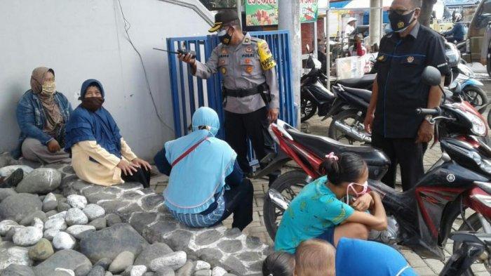 Polres Tegal Gencar Lakukan Operasi Yustisi di Tempat Rawan Kerumunan Mulai Tanggal 11-25 Januari