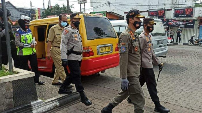 PPKM di Kabupaten Semarang, Petugas Gabungan Bubarkan 71 Kegiatan Langgar Protokol Kesehatan