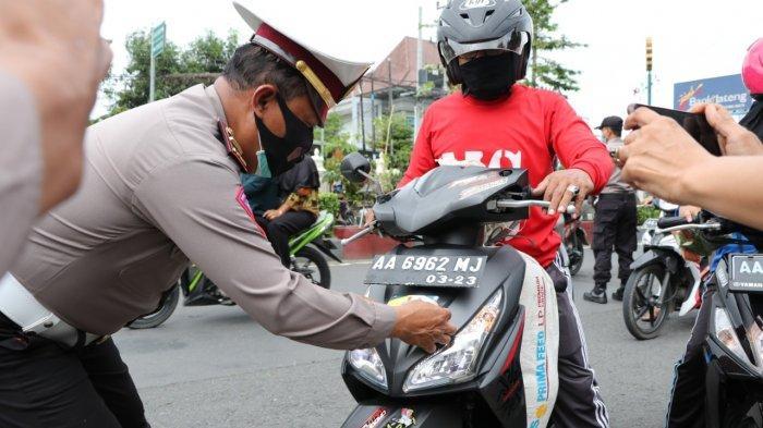 AKBP Rudy Cahya Kurniawan : Warga Kami Ajak Ikut Sosialisasikan Protokol Kesehatan