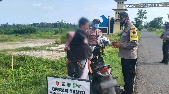 Pengunjung Pantai Kebumen Jadi Target Operasi Yustisi