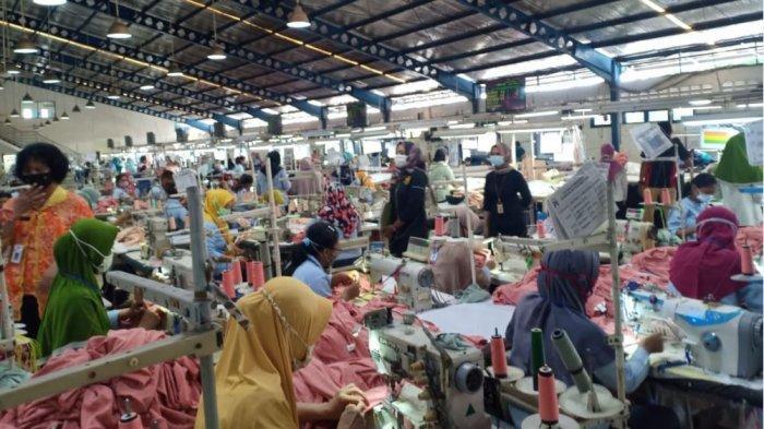 Satpol PP Kota Semarang Operasi Prokes ke Dua Perusahaan di Simongan, Siap-siap yang Lain Disidak