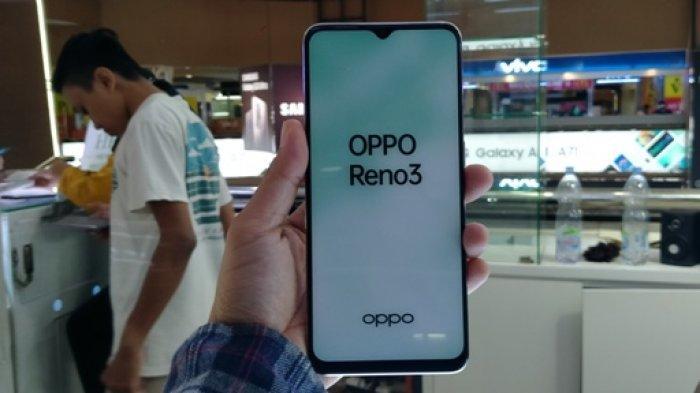 Daftar Harga Hp Oppo Terbaru Juli 2020 Lengkap Mulai Rp 1 Jutaan Hingga Rp 7 9 Jutaan Tribun Jateng