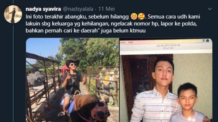 Viral Kisah Enam Pemuda Palembang Hilang Seusai Menginap di Rumah Pengusaha Kulit