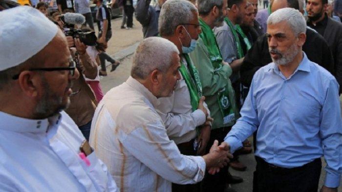 Orang Nomor 2 di Hamas Yahya Sinwar Tampil Ke Publik, Masih Jadi Target Pembunuhan
