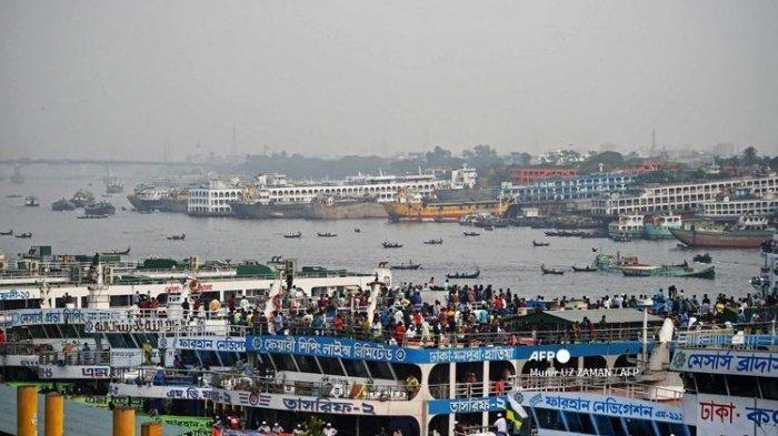 5 Penumpang Tewas dalam Tabrakan Kapal Feri di Bangladesh