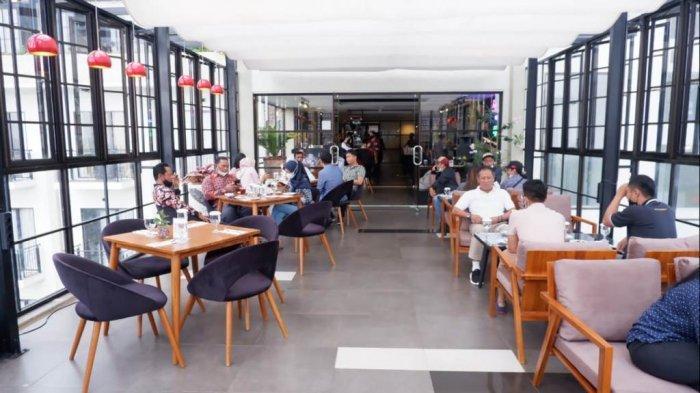 Nava Hotel Tawangmangu Launcing Kayu Arum Coffee Shop