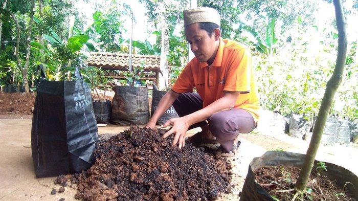 Owner Kampoeng Agro Edukasi Muria Tawarkan Ngabuburit Tanam Buah dalam Pot