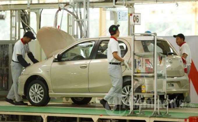PPKM Diperpanjang, Manufaktur Indonesia Juli Sebesar 40,1, Anjlok dari sebelumnya sebesar 53,5