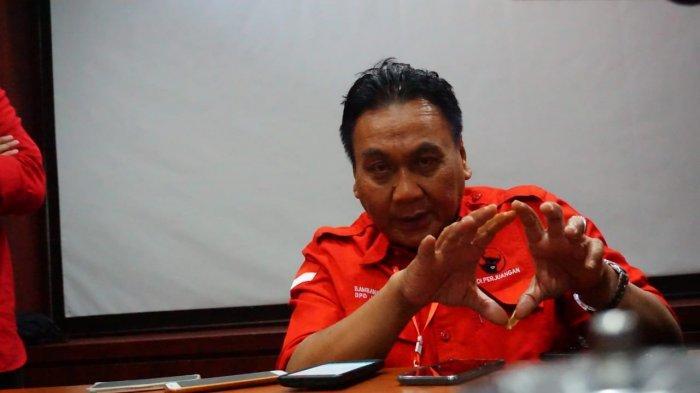 Dilantik Jadi Ketua DPP Bidang Pemenangan Pemilu, Bambang Pacul Tetap Ketua PDI Perjuangan Jateng