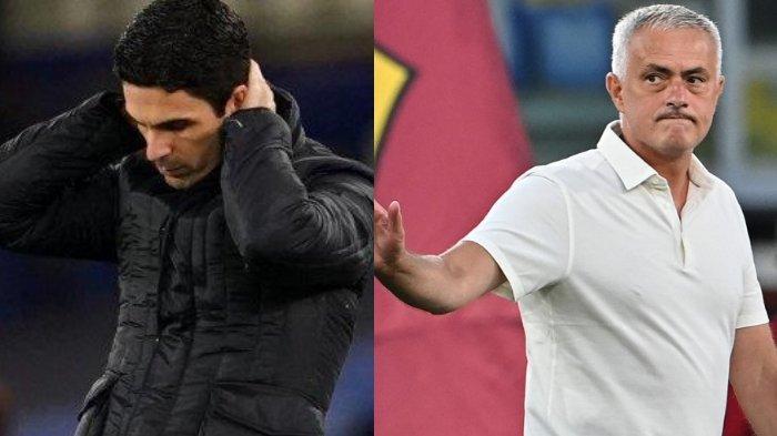 Cari Masalah Lagi dengan Arteta, Mourinho Gunakan Pendekatan Emosional Rayu Pemain Kunci Arsenal