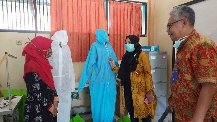 Padmasari Anggota DPRD Jawa Tengah Siap Donasikan Gaji untuk Pengadaan APD di Blora