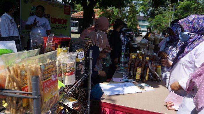 Program Nglarisi Dodolan Mulai Bantu Tingkatkan Penjualan UMKM Batang