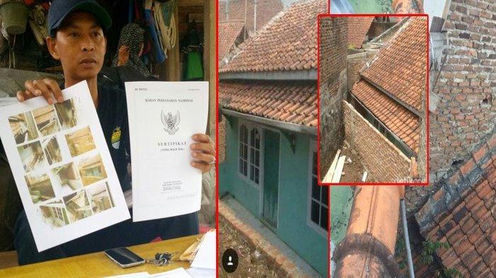 INGAT Pak Eko Yang Dulu Viral Rumahnya Dikepung Tembok Tetangga, Ini Kondisinya Saat Ini