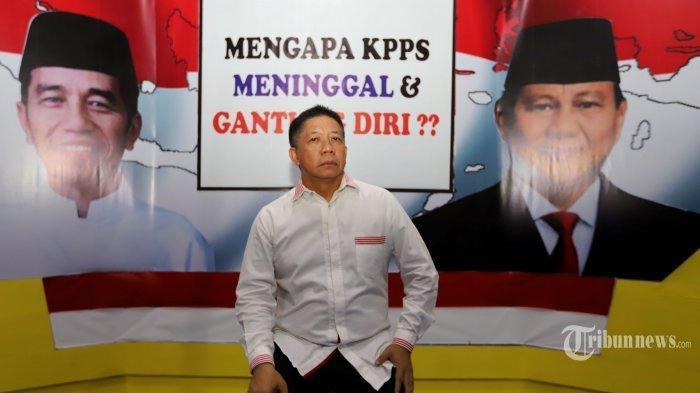 Ungkapan Hati Pengusul Pemilu Serentak saatAda Anggota KPPS Meninggal, Siap Dipidana