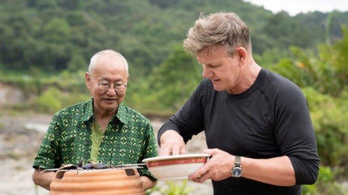 William Wongso: Chef Gordon Ramsay Mabuk Lihat Banyaknya Bumbu Rendang