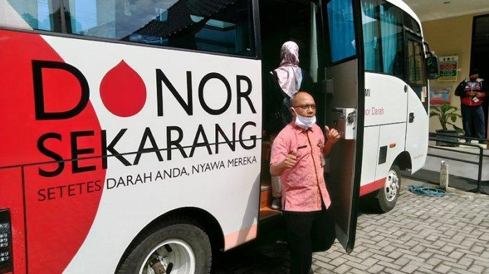 Stok Darah PMI Kota Semarang 15 Februari 2021, Dua Komponen Menipis