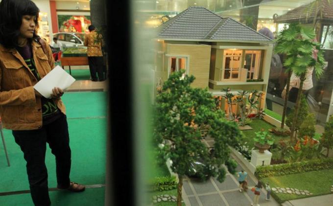 Penjualan Rumah Komersial di Jawa Tengah Masih Fluktuatif