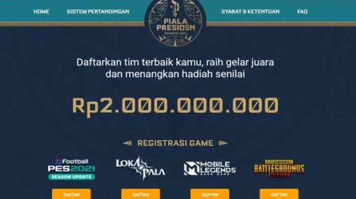 Kompetisi Game Mobile Terbesar Berhadiah Rp 2 M Dibuka, Peserta Bisa Mendaftar Hingga Awal Oktober