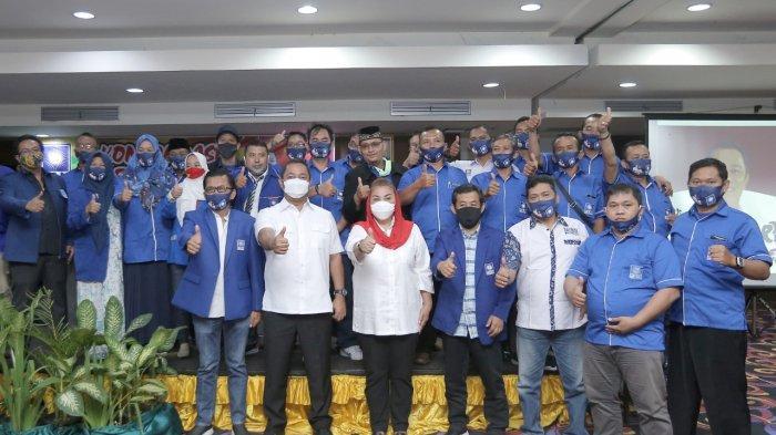 PAN Panaskan Mesin Menangkan Hendi-Ita di Pilwakot Semarang
